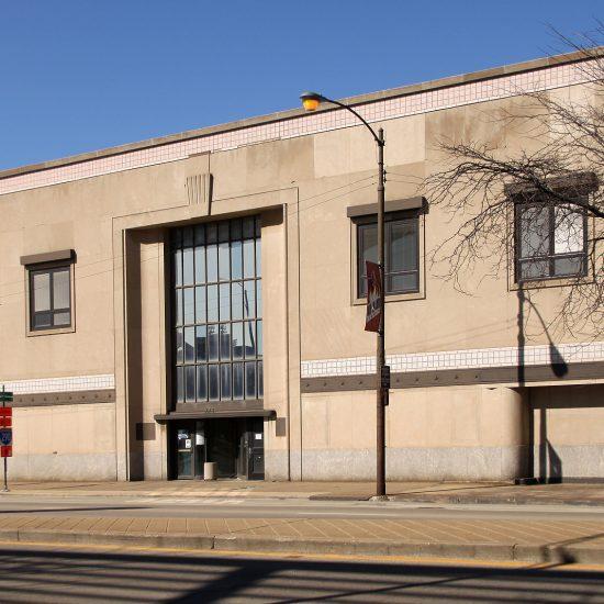 Roosevelt Road Building